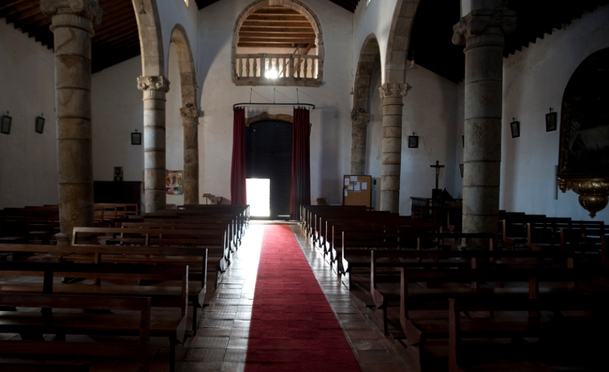 Interior da Igreja Matriz