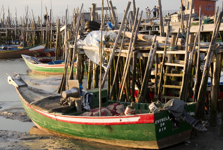 Barcos e fotógrafos