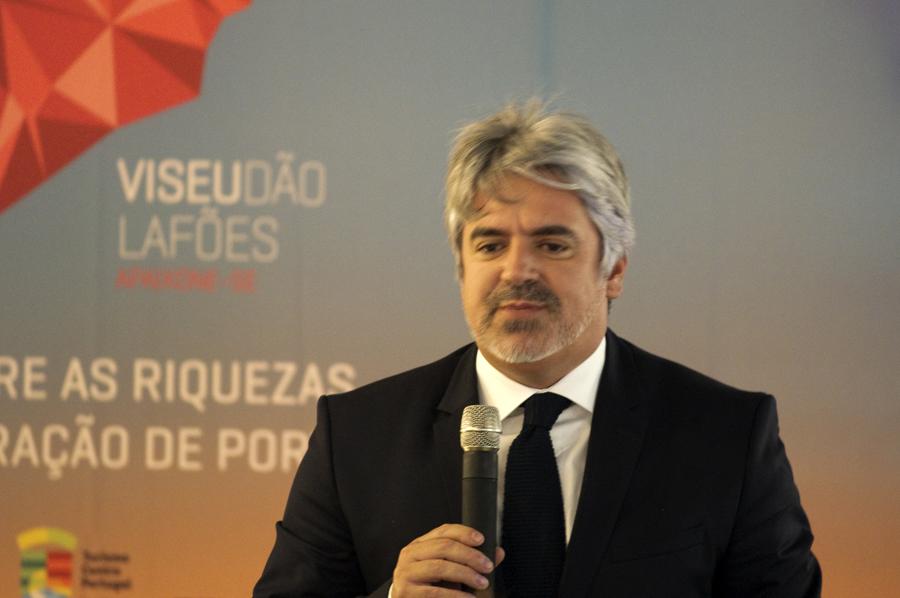 João Azevedo, presidente da Câmara de Mangualde
