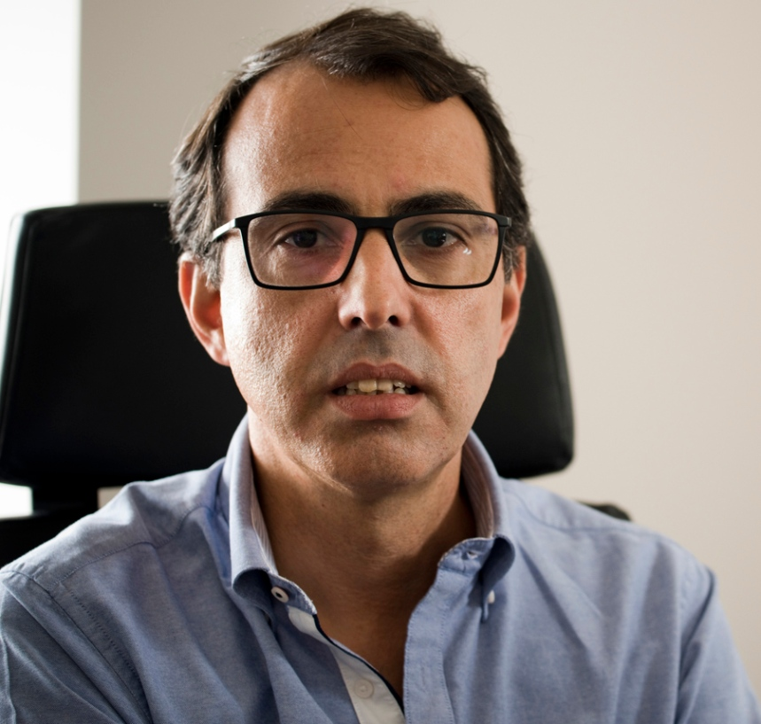 Luis Antunes, presidente da Câmara da Lousã