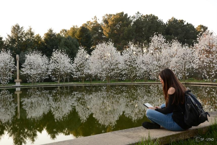 Um passeio pelo Jardim Botânico ©sf-UTAD