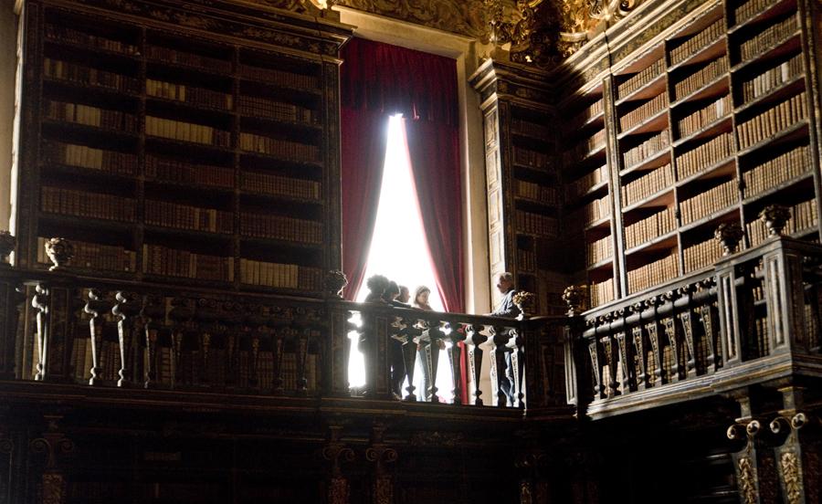 Por ano são consultados cerca de 800 volumes