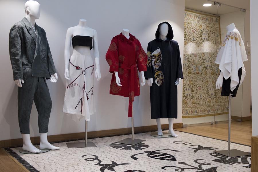 Produtores de moda também utilizam bordado de Castelo Branco