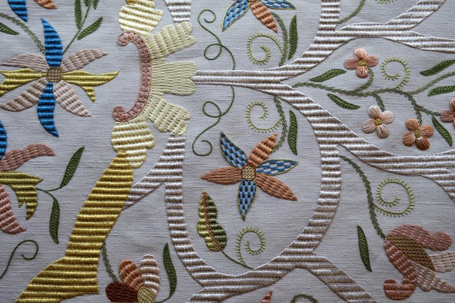 Desenhos do bordado