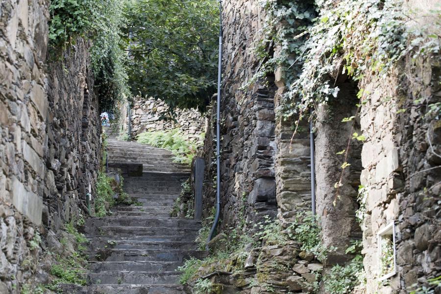 Casal Novo é pouco mais do que uma escadaria rodeada de casas