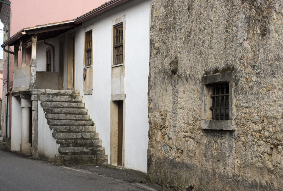 Exterior da Casa Quinhentista