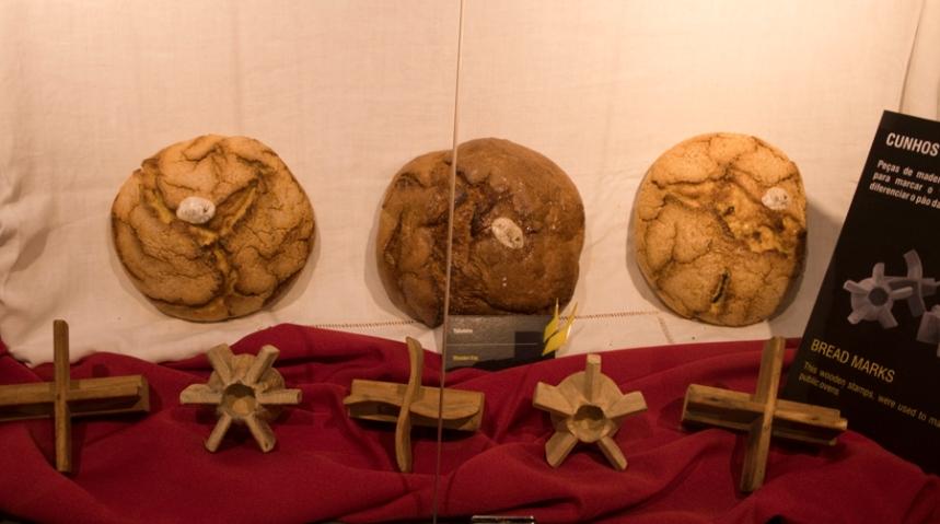 Cunhos no pão