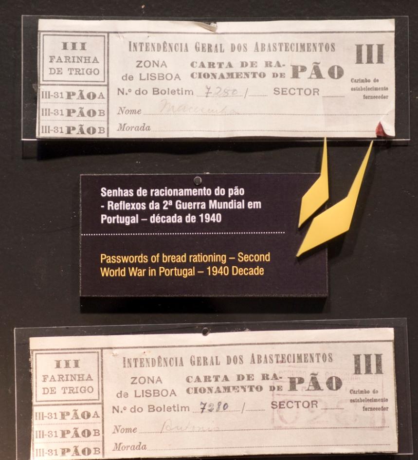 Documentos relacionadas com a II Grande Guerra