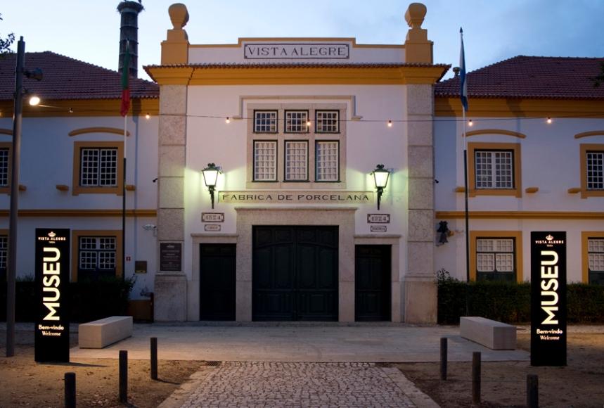 Entrada para o Museu