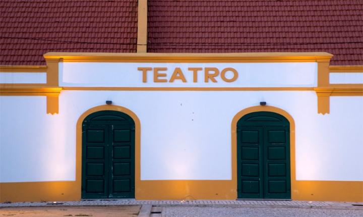 O Teatro do Complexo Vista Alegre ainda funciona