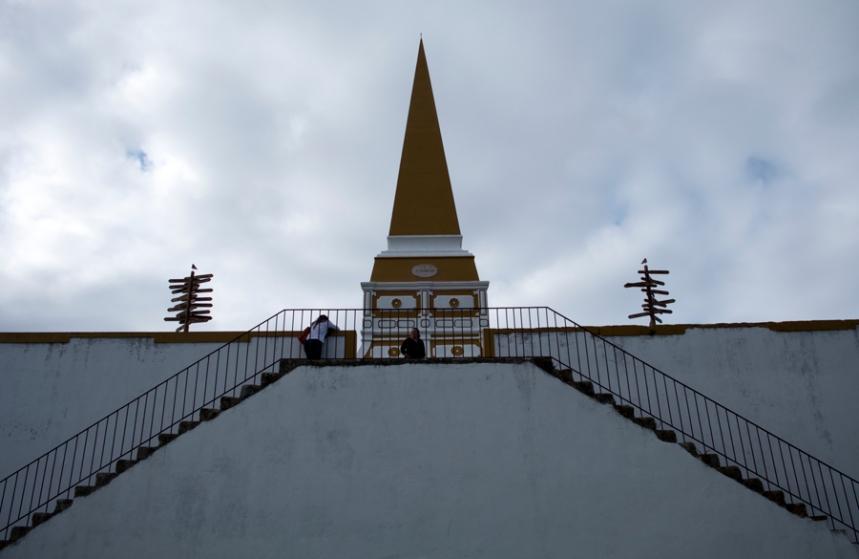 """Obelisco a """"Memória"""""""