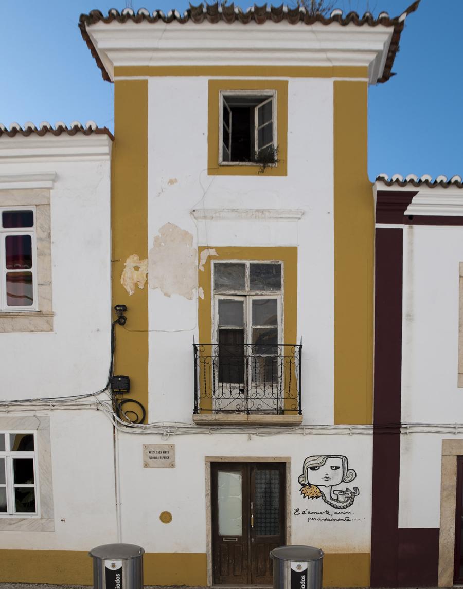 Casa de Florbela Espanca