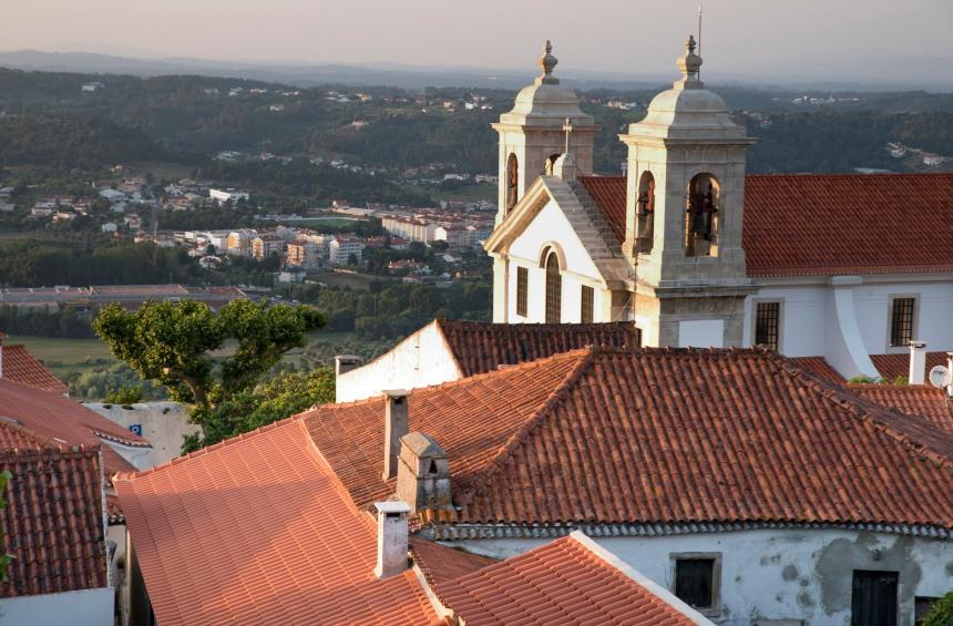 Torres da igreja da Colegiada