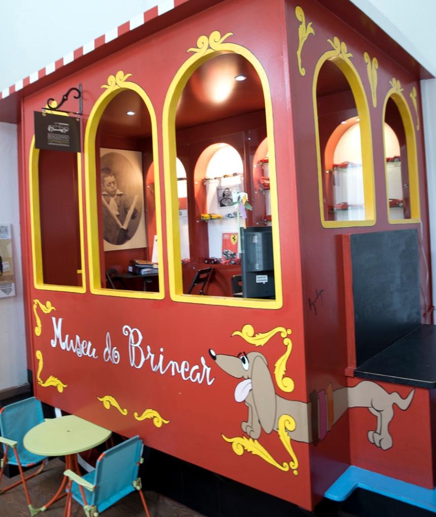 Museu do Brincar em Vagos