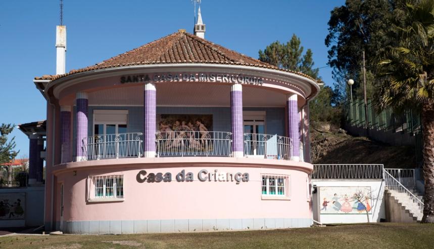 Casa da Criança em Figueiró dos Vinhos