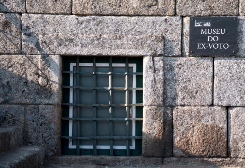 Museu do ex-voto está na antiga cadeia