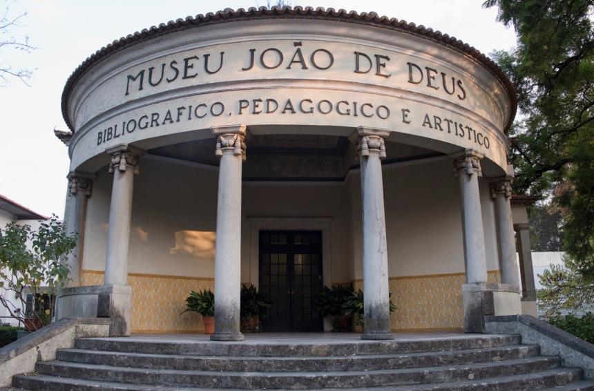 Museu João de Deus, em Lisboa