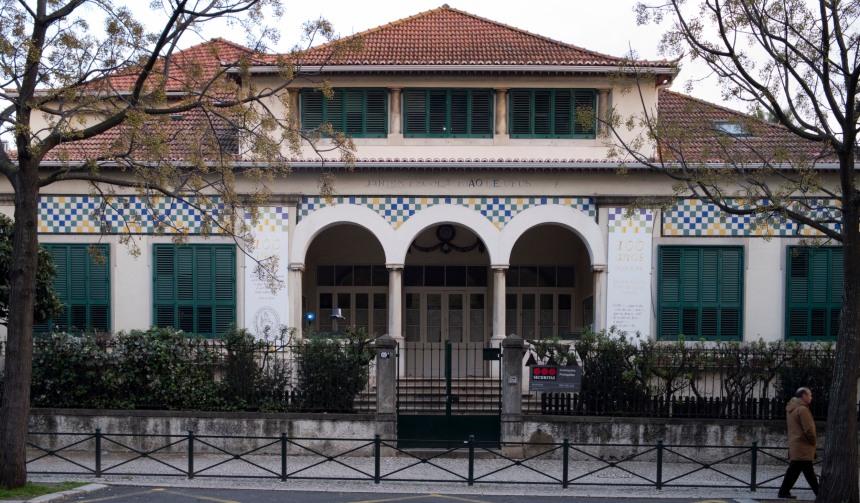 Jardim-Escola João de Deus em Lisboa