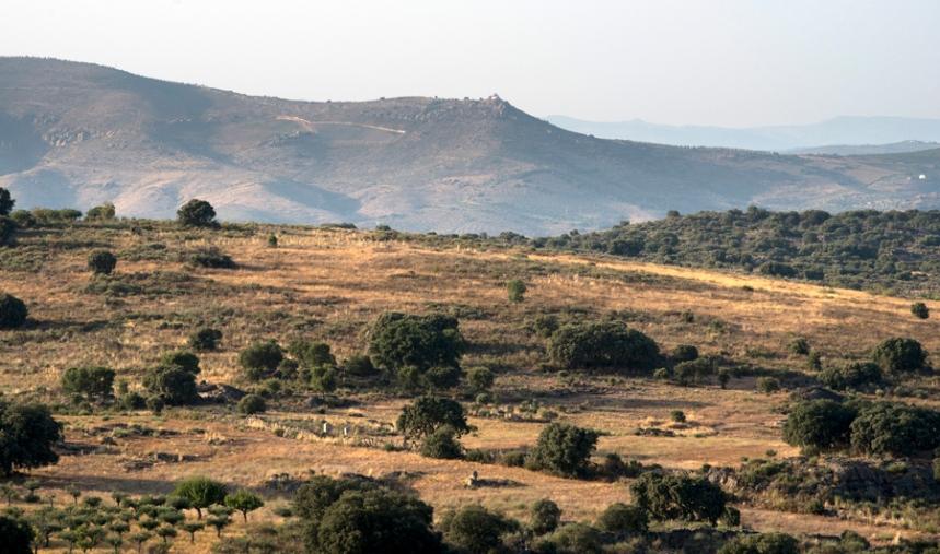Vista do miradouro de Santa Bárbara