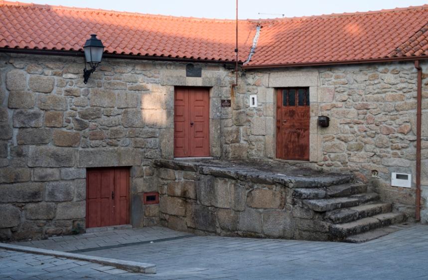 Casa onde nasceu Aquilino Ribeiro