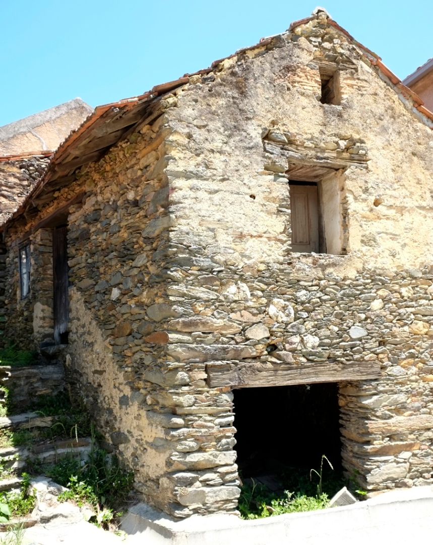 O ambiente rural permanece onde Tomás da Fonseca viveu ©Biblioteca Mortágua