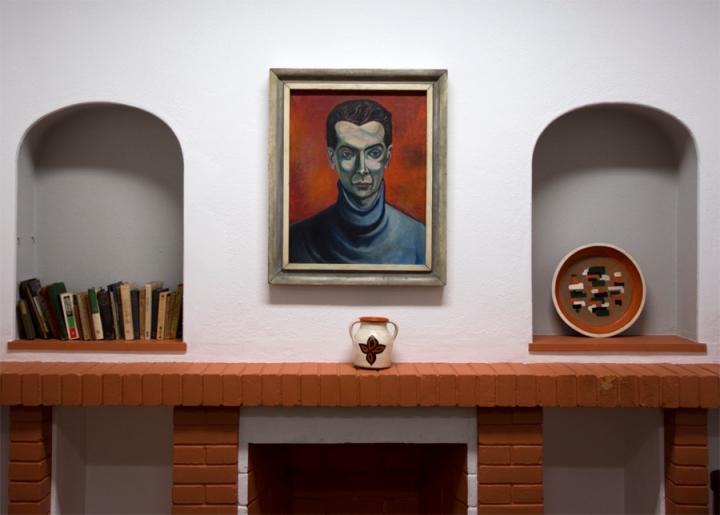 Carlos de Oliveira retratado