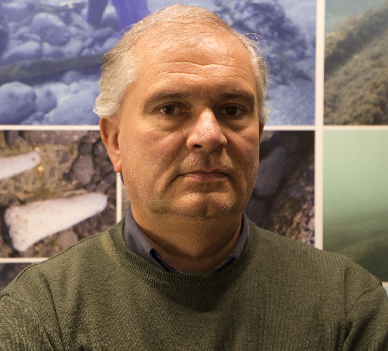 Luis Vieira, director do Museu das Flores