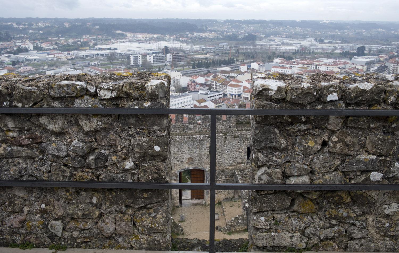 Vista para a parte moderna da cidade