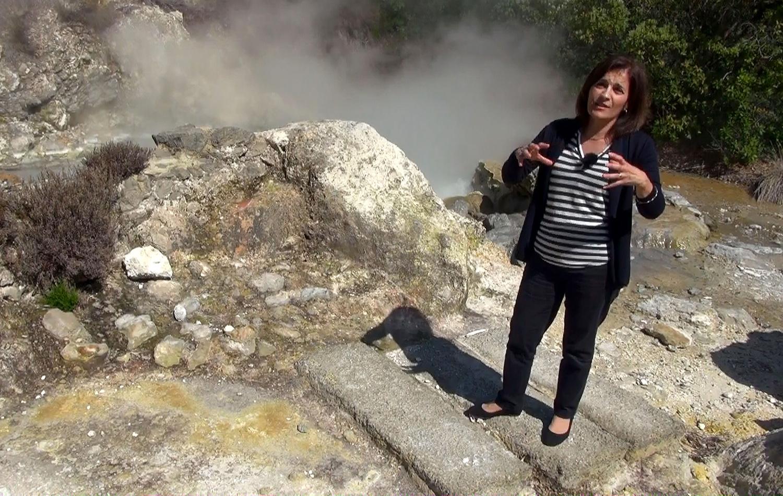 Hélia Palha, Directora do Parque Natural de S. Miguel