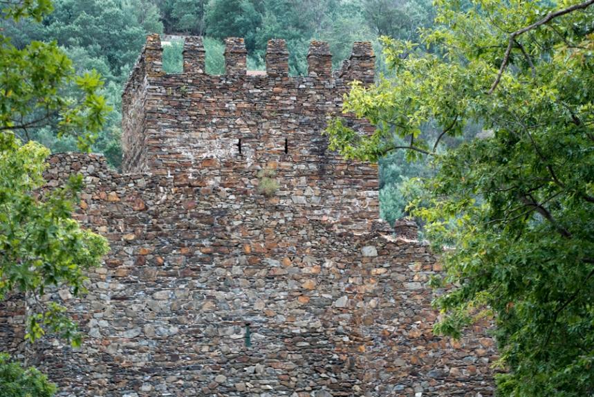 Torre de menagem do Castelo da Lousã
