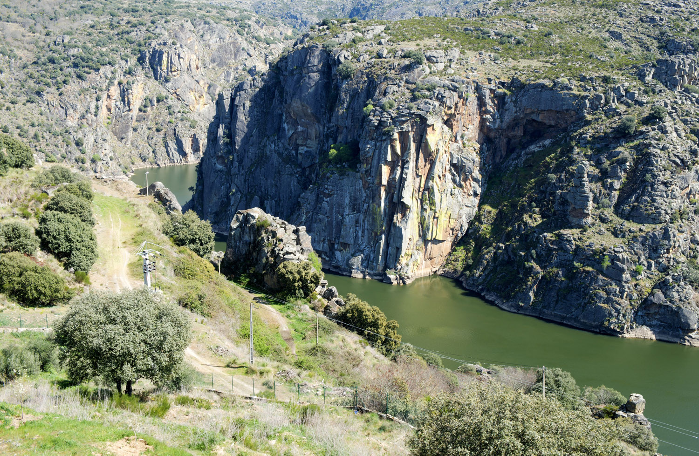 Vista do Douro em Miranda