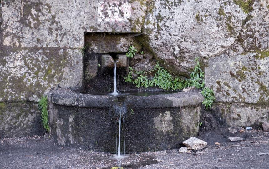 Mondeguinho, onde nasce o rio Mondego