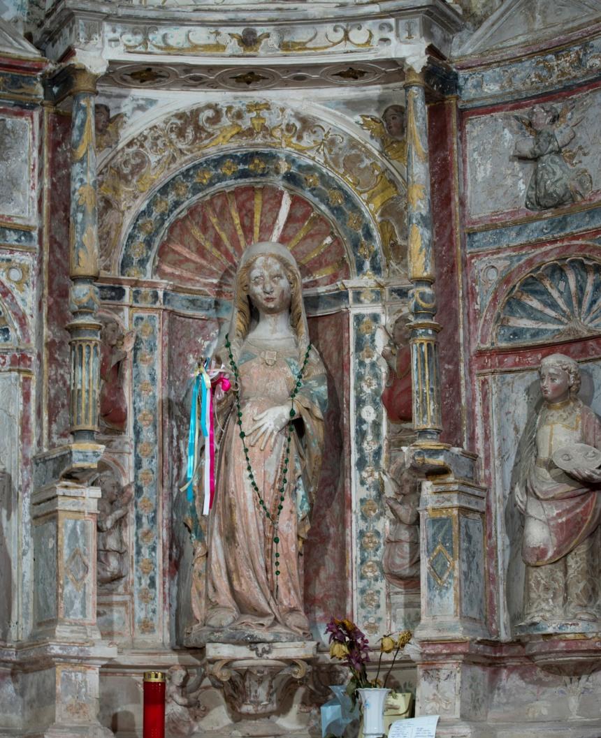 Representação da Senhora do Ó