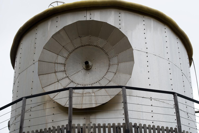 Gasómetro - Museu Mineiro