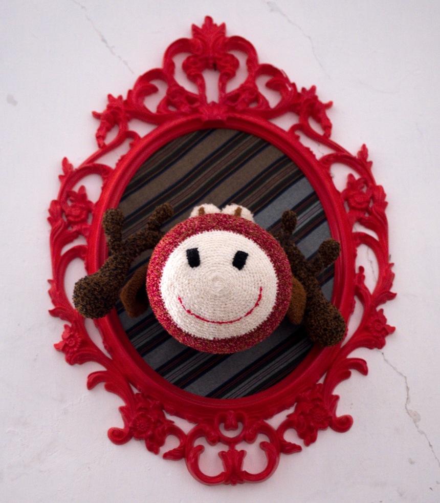 Projecto Petrus de Ana Almeida em bonecos de lã