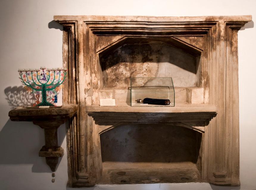 Pode-se praticar o culto na sinagoga