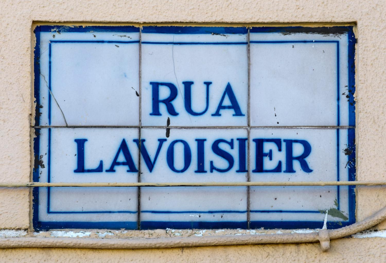 Rua Lavoisier