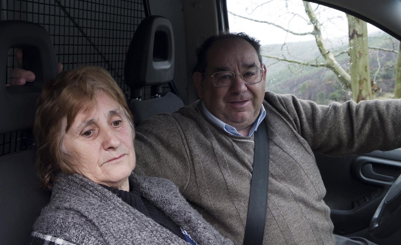 Maria dos Anjos e Alberto Marques