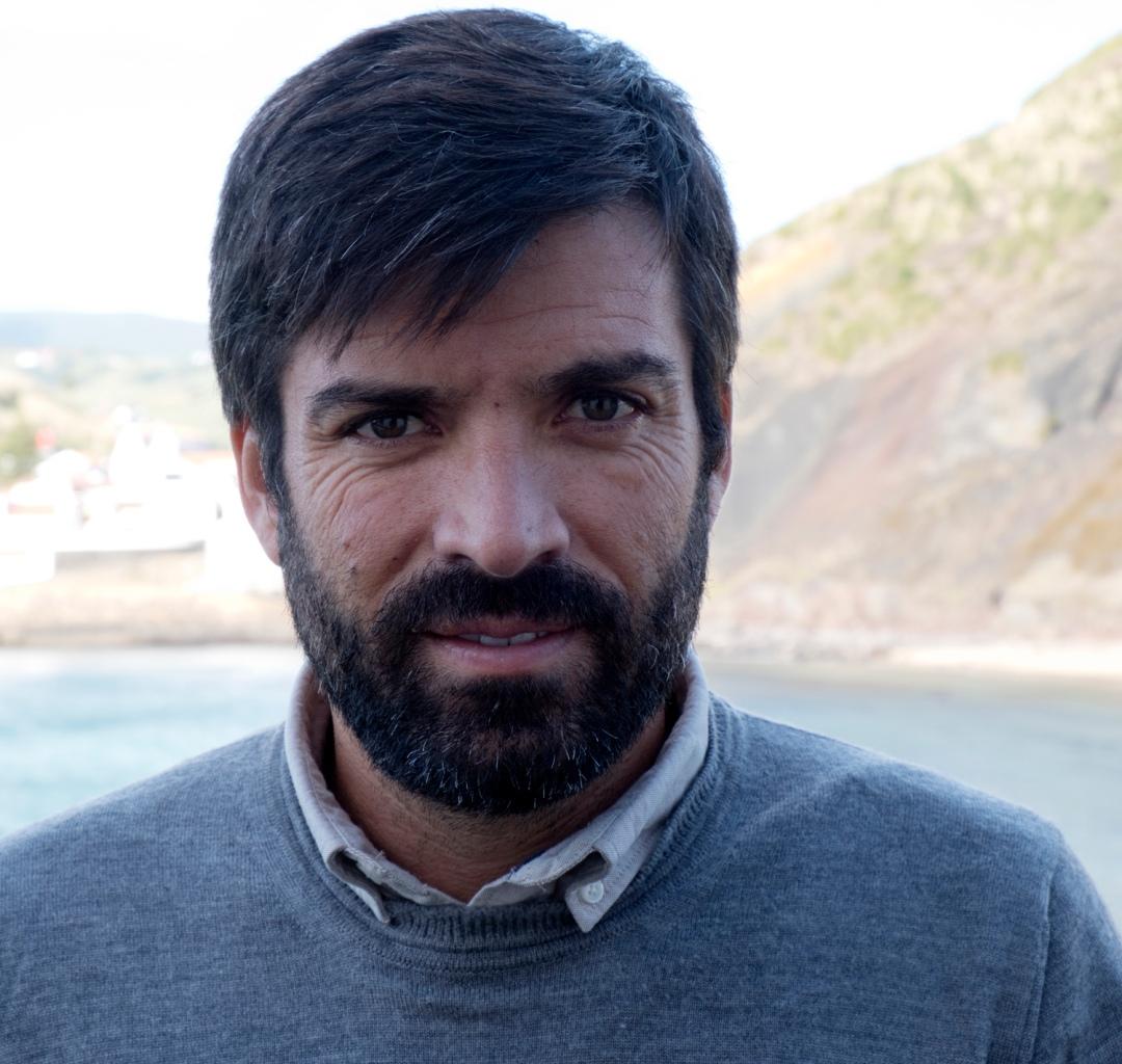 João Melo, director do Parque Natural do Faial