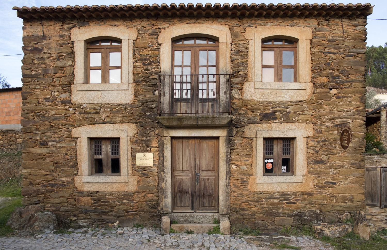 Casa da rede das aldeias de xisto