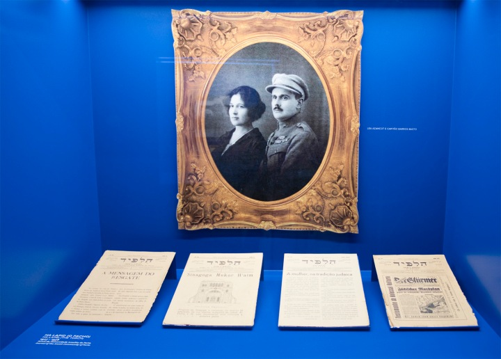 Registo de familias judaicas de Belmonte