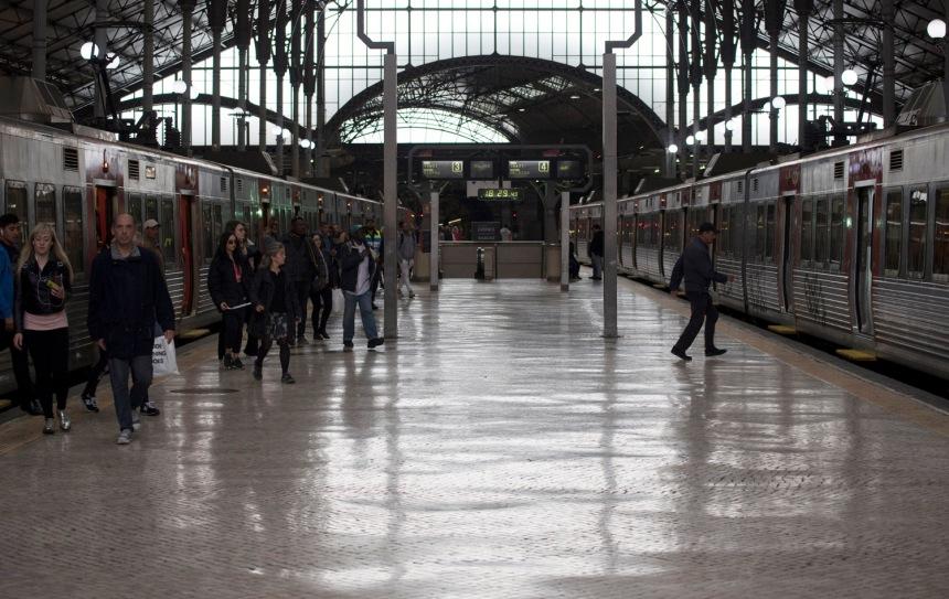 De linha internacional passou a servir a Linha de Sintra