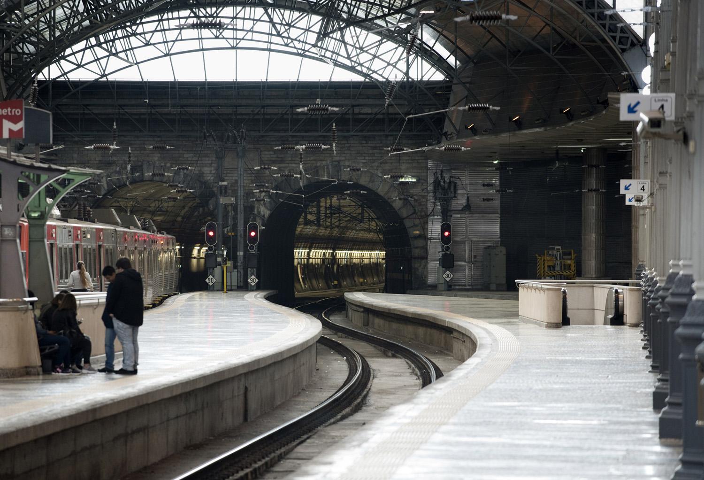 O maior túnel ferroviário em Portugal