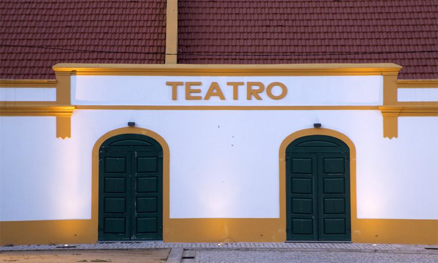 Teatro do bairro operário