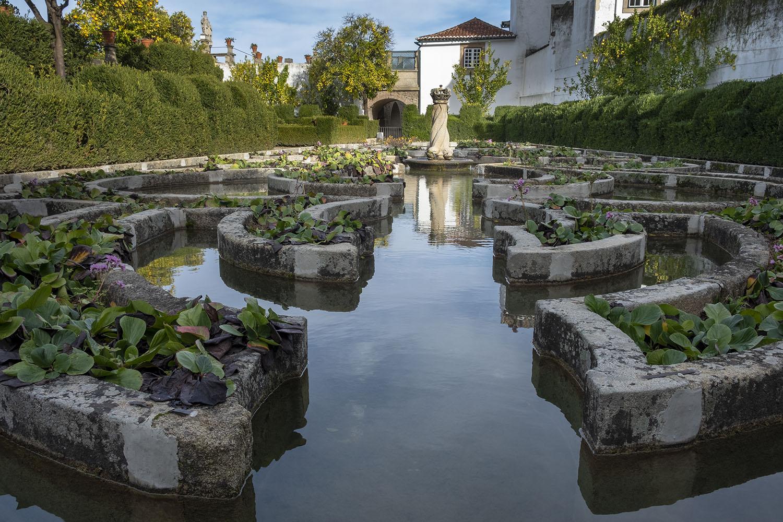 Jardim alagado