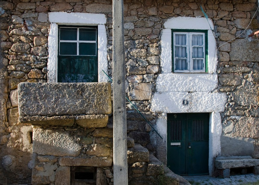 Casa tipica da Beira (Medelim)