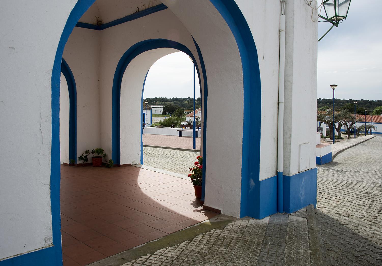 Atrio da igreja