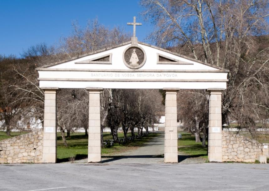 Santuário Senhora da Póvoa