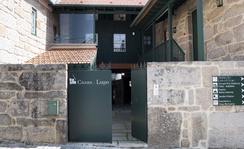Alojamento Casas de Lupo