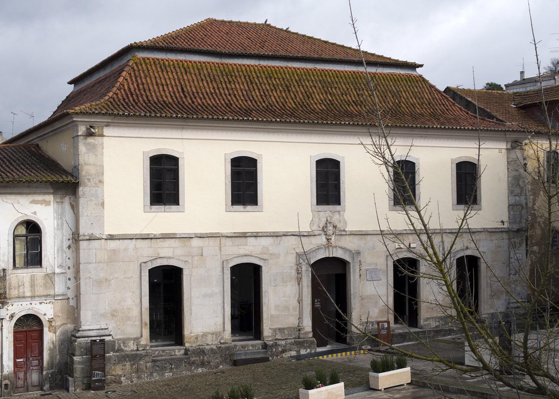 Antigo celeiro da quinta do Marquês de Pombal